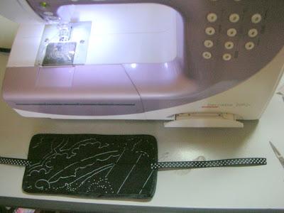 Игольница-книжка с вышивкой и подробный МК