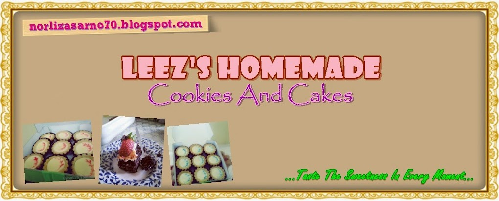 Leez's Homemade Cookies And Cakes