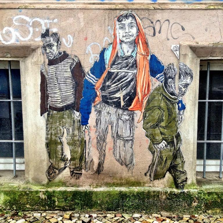 Berlin, Reisen, Streetart, Graffiti, Kunst, Sightseeing, Hauptstadt