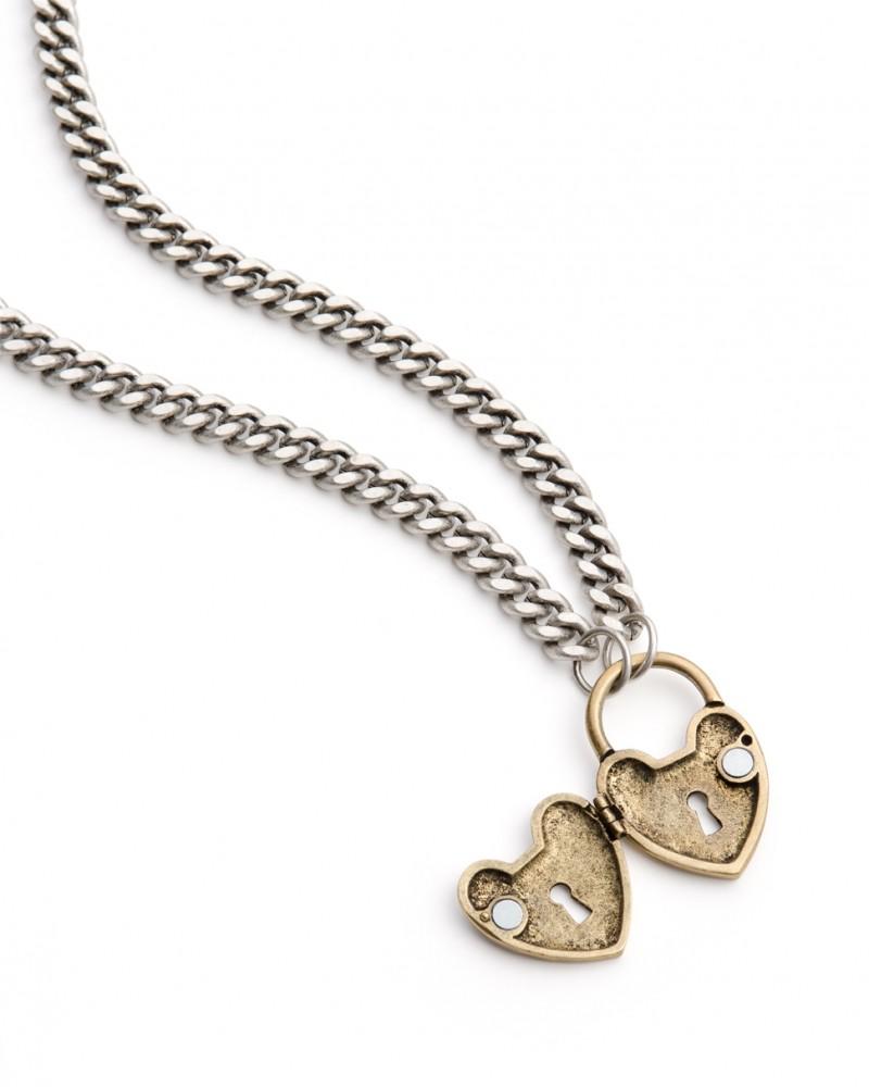 Jewels Mints Jewelmint Unlock My Heart Necklace Product
