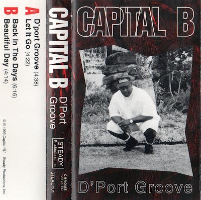 Capital B – D'Port Groove (EP) (1995) (320 kbps)