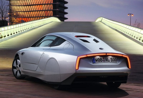 Volkswagen XL1 Super Efficient Vehicle
