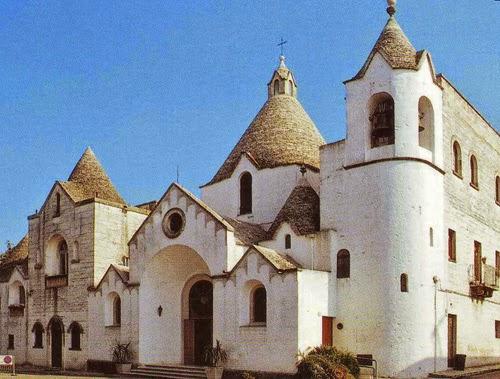 церковь Святого Антония в Альберобелло