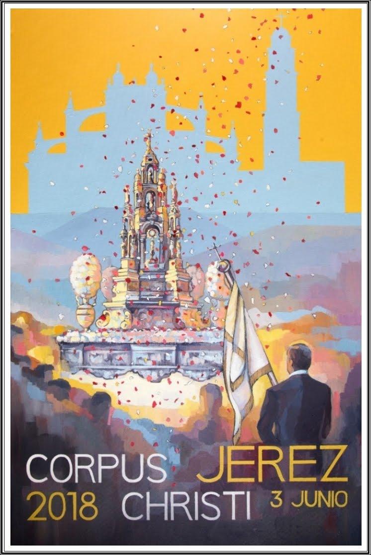 CARTEL OFICIAL CORPUS JEREZ 2018