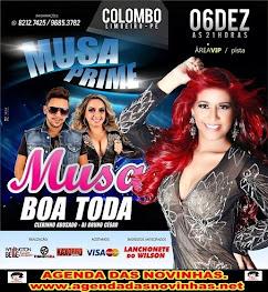 MUSA PRIME NO COLOMBO DE LIMOEIRO.
