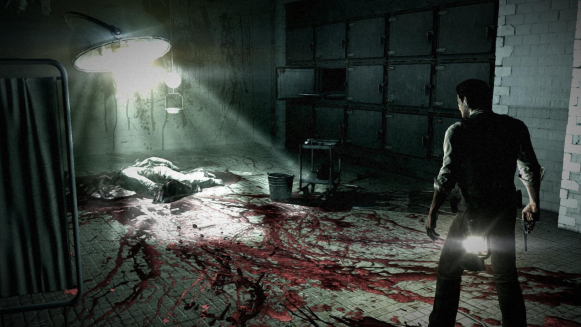 The Evil Within Environment