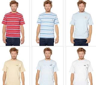 camisetas hombre marca