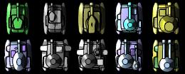 tower defense  Units1_set