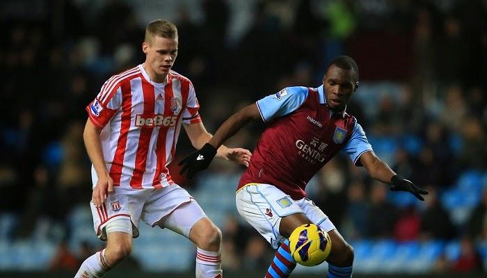 Aston Villa vs Stoke City en vivo