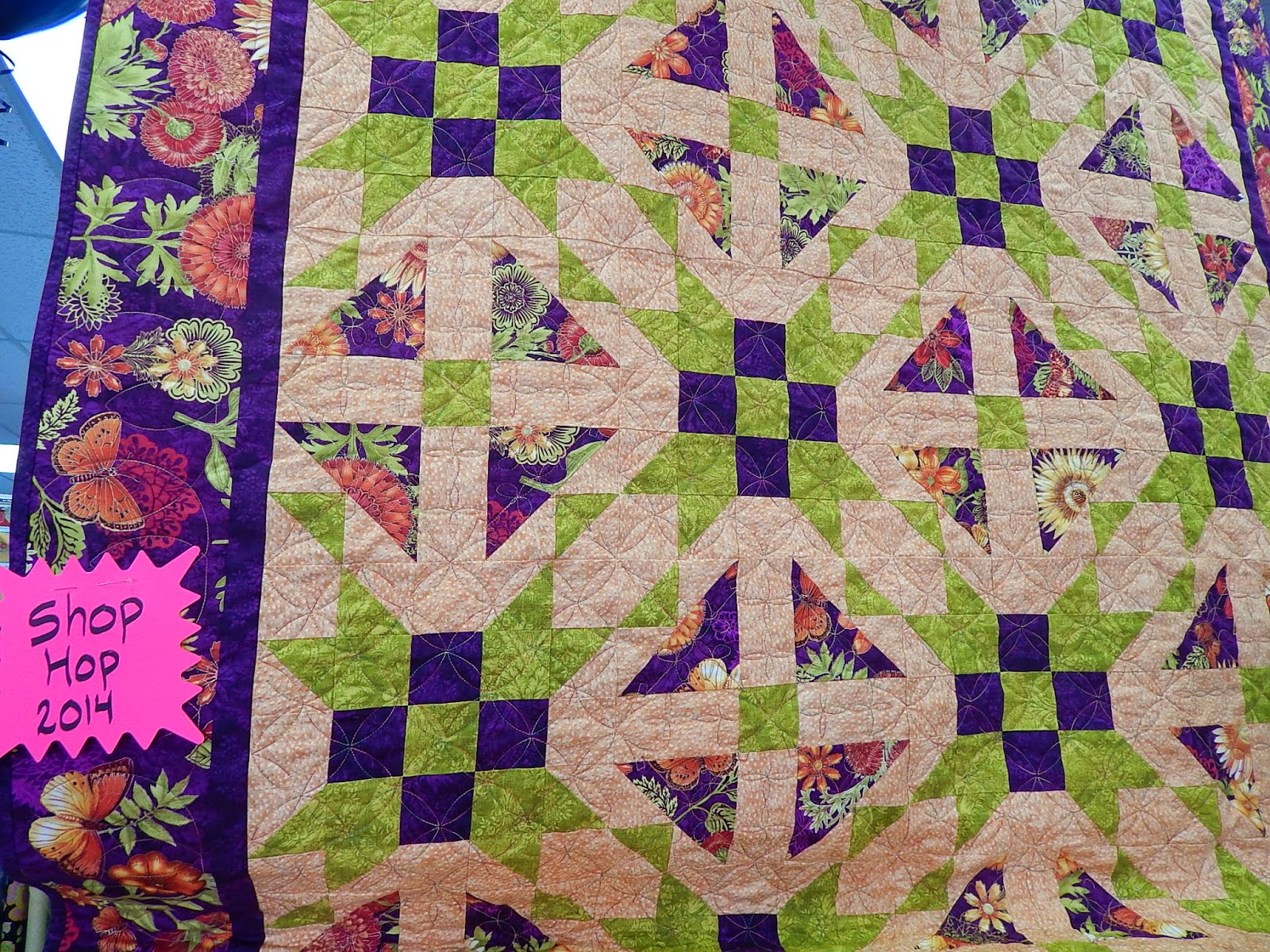Quilting Blog - Cactus Needle Quilts, Fabric and More: Rally In ... : sun valley quilts - Adamdwight.com