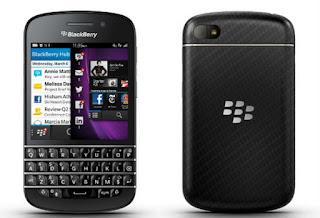 BlackBerry Q10 Akan Dirilis Pada Tanggal 4 Juni di Indonesia