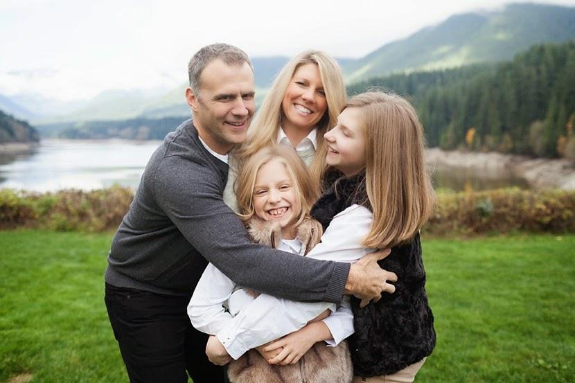 big family hug vancouver bc photo