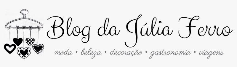 Blog da Júlia Ferro