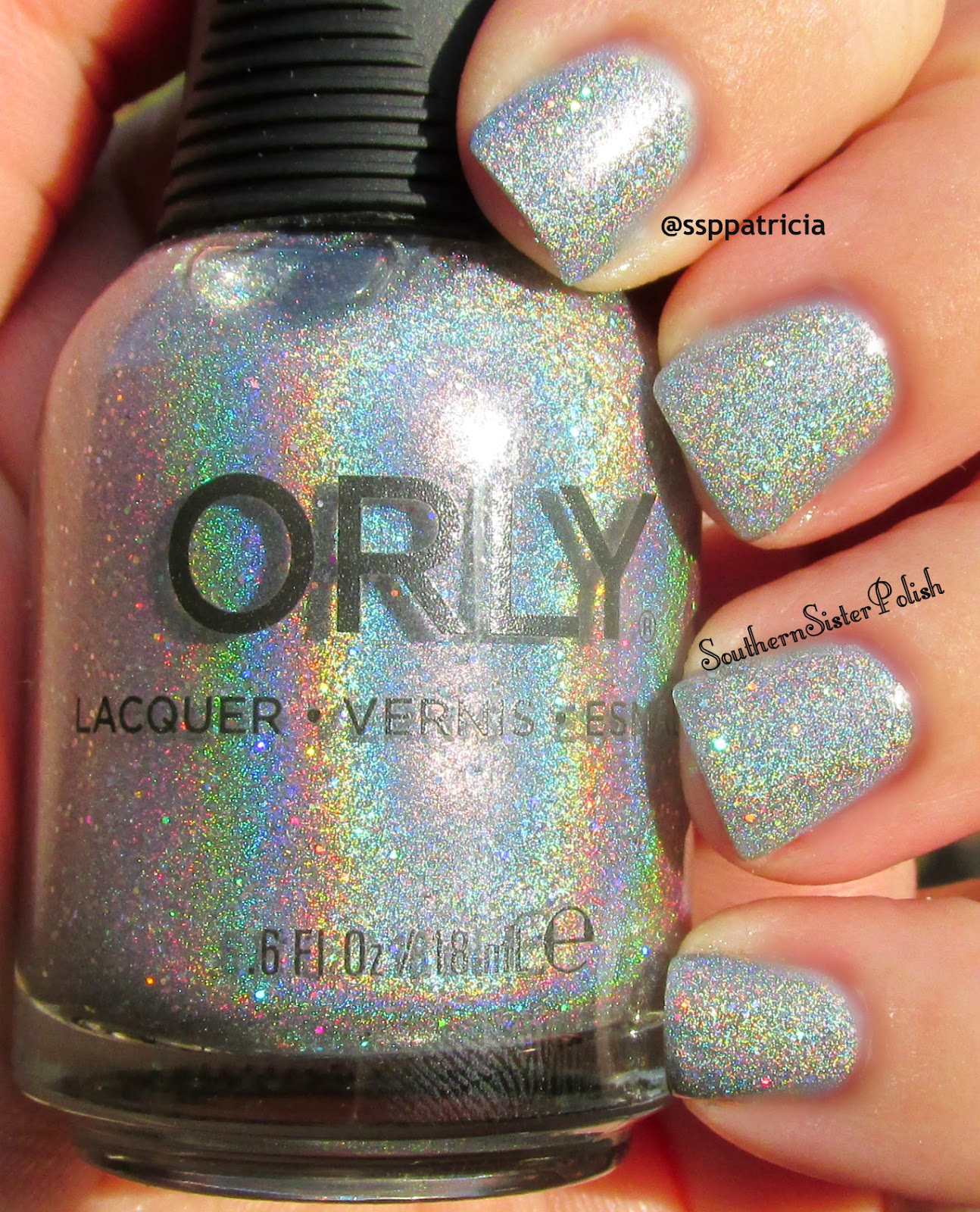Southern Sister Polish: Weekend fun with Mirrorball