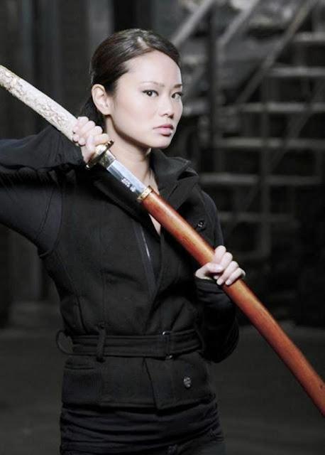 Asian Girl Jamie Chung