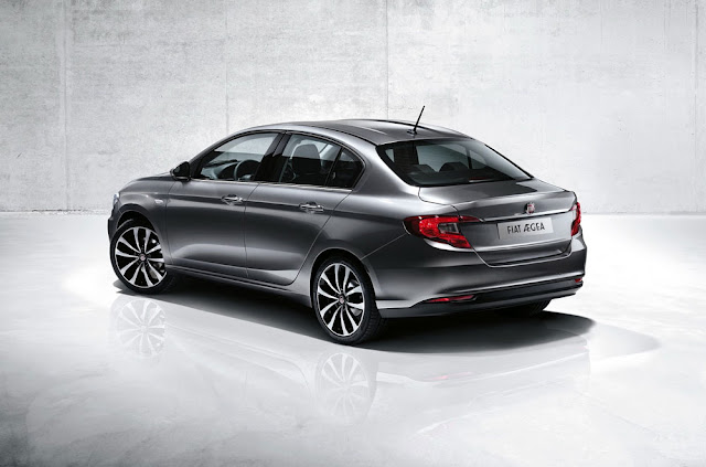 New Fiat Aegea Sedan