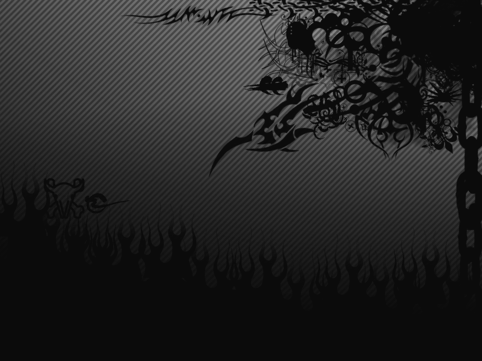 Awesome Galleries: 20 black HD wallpaper