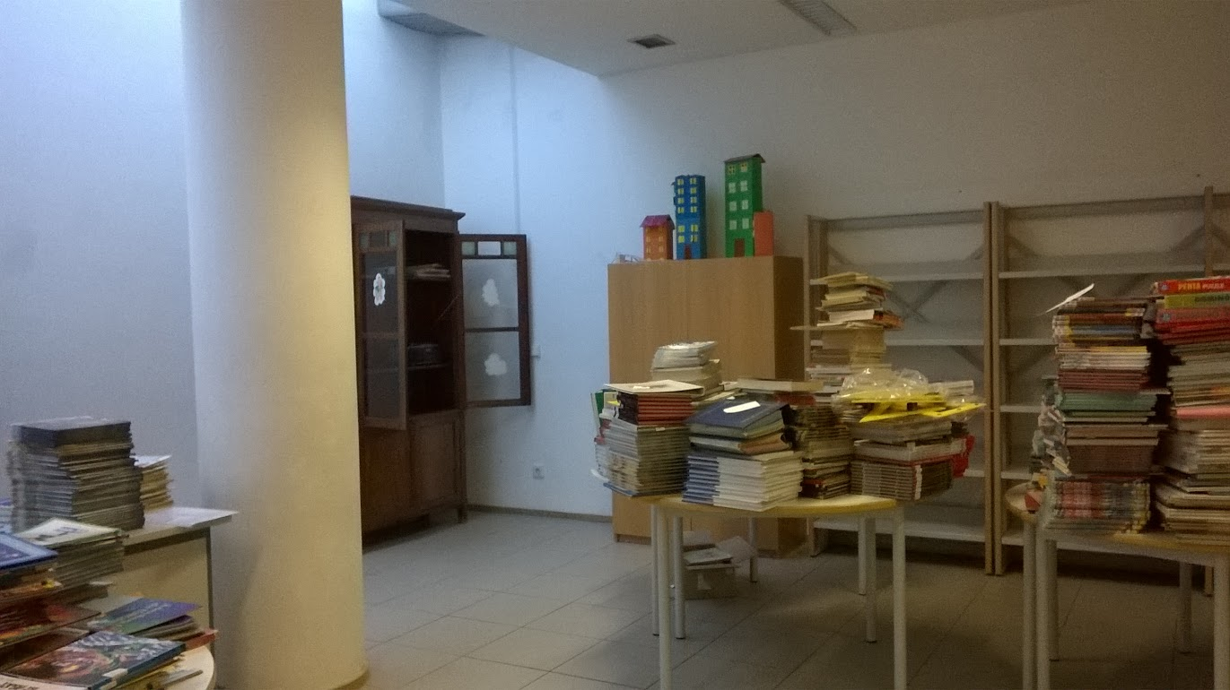 Biblioteca da EB de Montebello