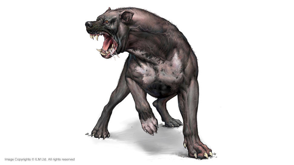 Concept Art Hulk Lee Hulk Dog Concept Art