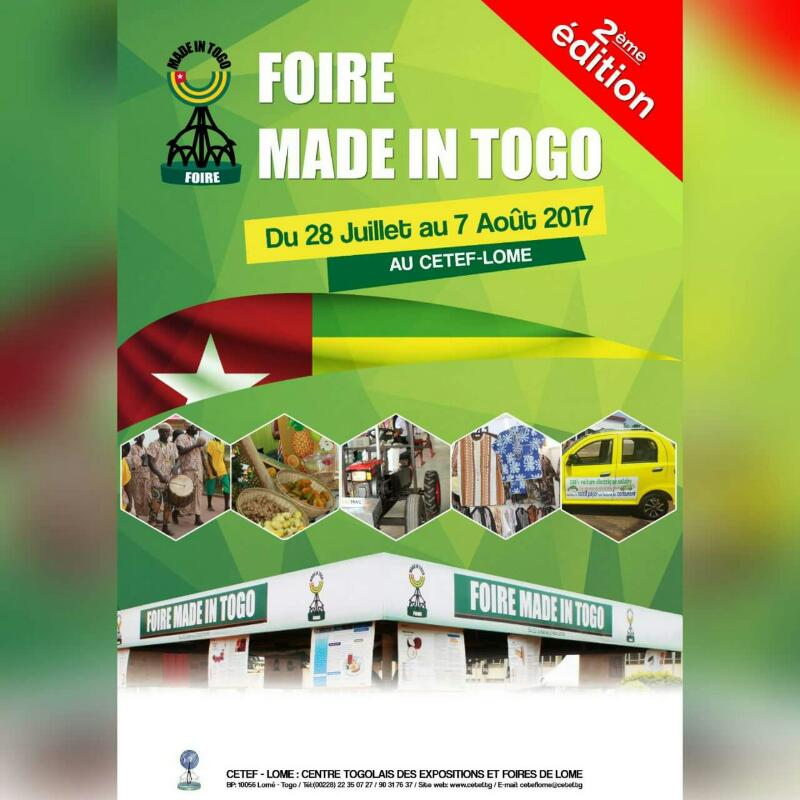 FOIRE MADE IN TOGO