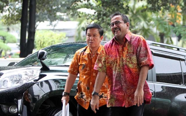 Rano Karno dalam Bidikan KPK