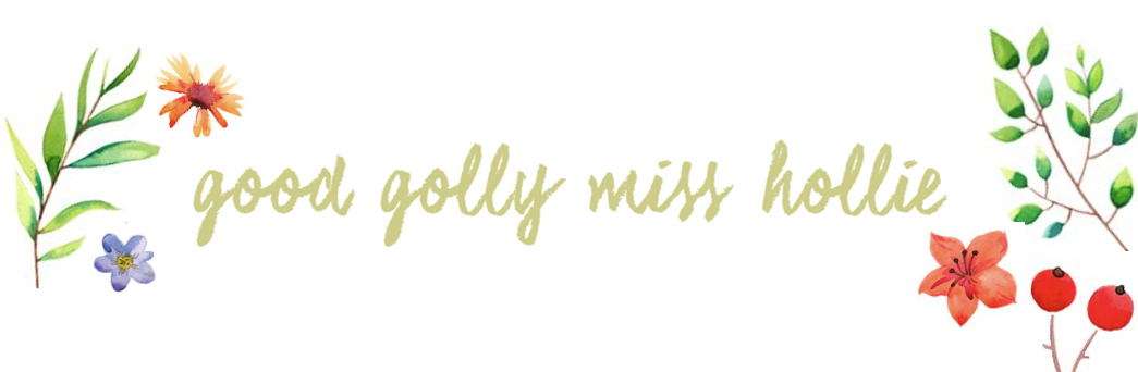 Good Golly Miss Hollie | UK Beauty Fashion Lifestyle Blog