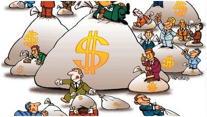 Resultado de imagem para Dinheiro de política