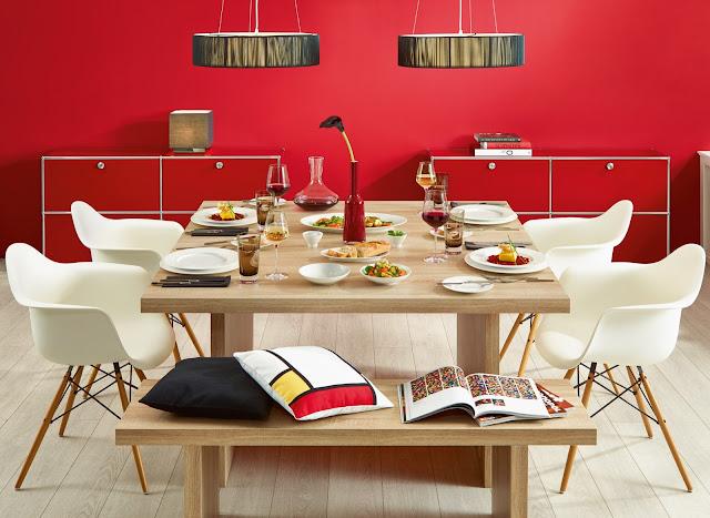 Viste (y muestra) tu mesa de fiesta con Villeroy & Boch #inspiredbyVB