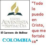 La Iglesia Adventista de El Carmen de Bolívar con presencia en Facebook