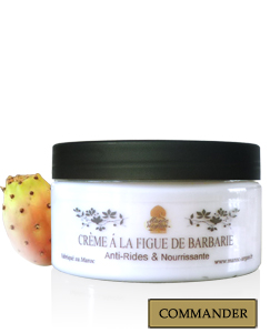 Crème figue de barbarie
