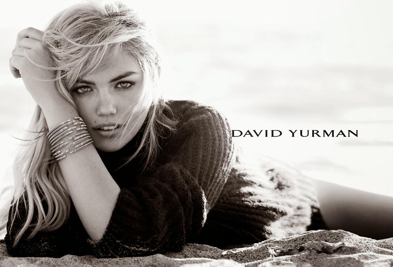 Smile: Ad Campaign: David Yurman F/W 13.14: Catrinel ...