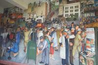 Mural: City Life