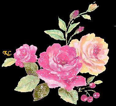 Rosas, lágrimas y amor.