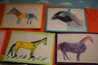 Montgomery Catholic St. Bede Elementary Showcases Art 4