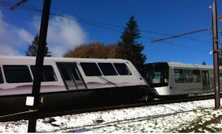 Train Panoramique des Dômes.