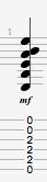 Esus4 guitar chord