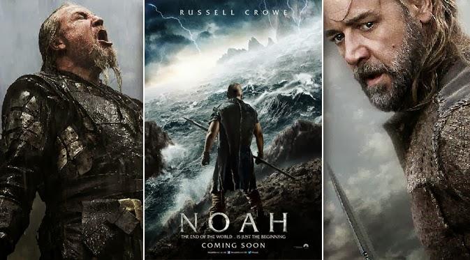 Pengharaman Filem NOAH di Tiga Negara Arab