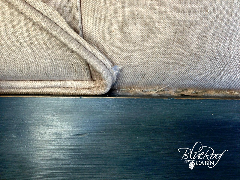 How to diamond Tuft a Headboard