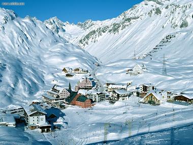 Arlberg Tirol