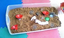 Thrifty Sand Box