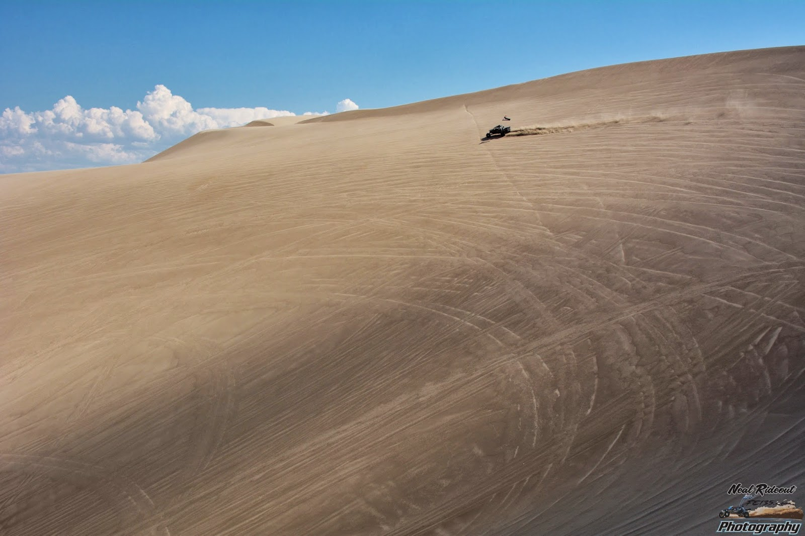 St. Anthony Sand Dunes
