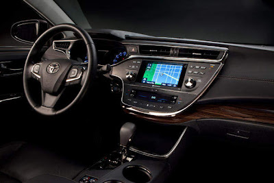 2013-Toyota-Avalon-Dashboard