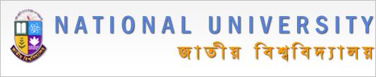 জাতীয় বিশ্ববিদ্যালয় ১ম বর্ষের পরিক্ষার ফলাফল ২০১৪_National University Honours 1st year  Result 2014