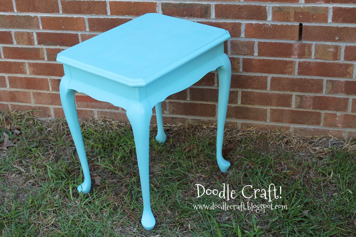 http://doodlecraft.blogspot.com/2012/10/tall-curvy-vintage-style-end-table.html
