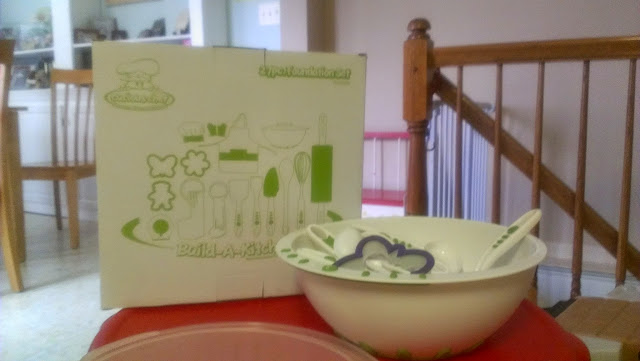 getting kids invloved with cooking/baking is made simple with the Curious Chef Foundation Set, children safe kitchen utensils,
