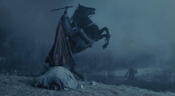 Spin Serpent: The Legend of The Headless Horseman Johnny Depp Sleepy ...