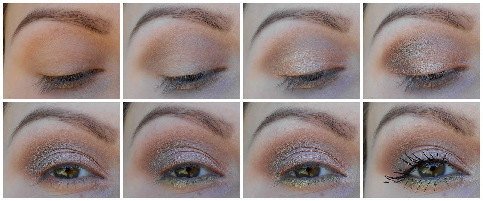 I Really Love To Wear These Eyeshadow, They Are Perfect For Day Time Look  Although I Use It Mostly For Gentle Looks,
