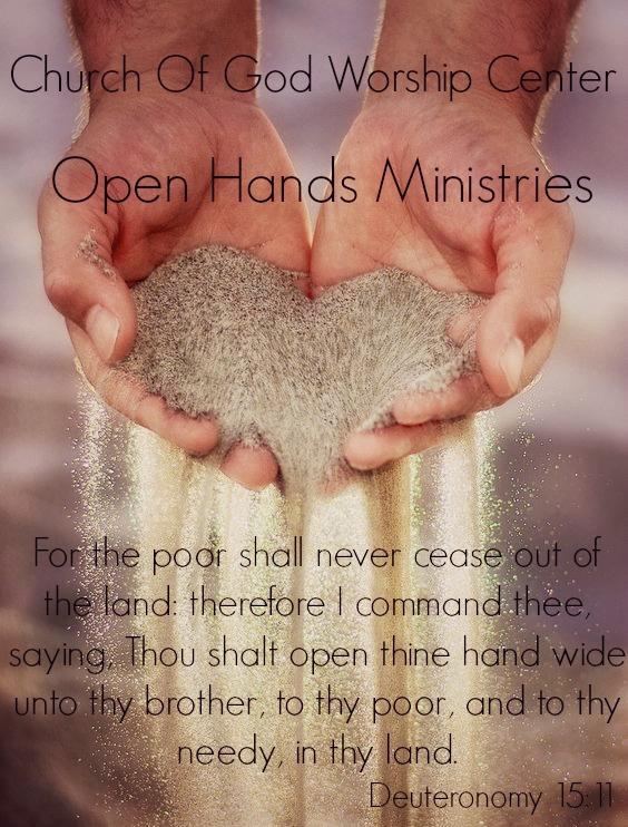 Open Hands Ministries
