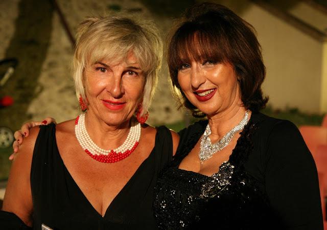 Rita Castigli e Daniela Musini