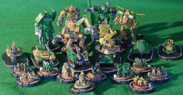 Teamliga? Highlanders+force